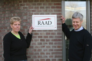 Contactpersoon Raad Joure V.O.F.